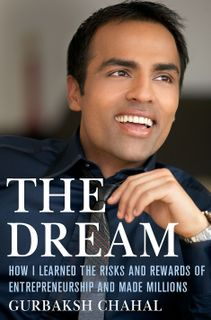 Book Jacket -The Dream