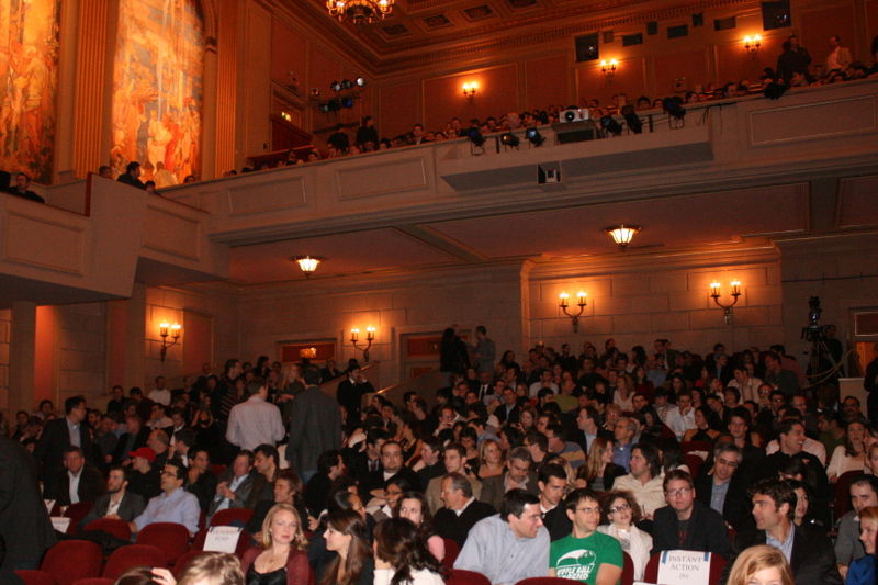 Crunchies-audience