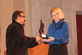 Marissa-award