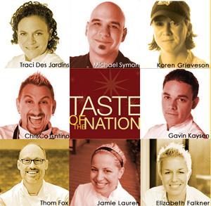 TasteoftheNation 2009