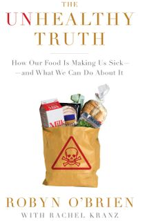 The Unhealthy Truth - High Rez Book Jacket