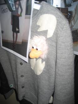 Sweateronrack